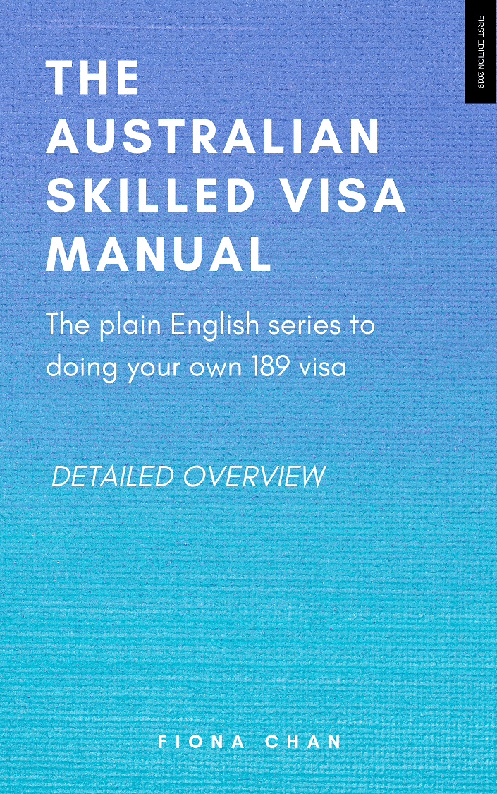 Skilled Independent 189 visa - points test score